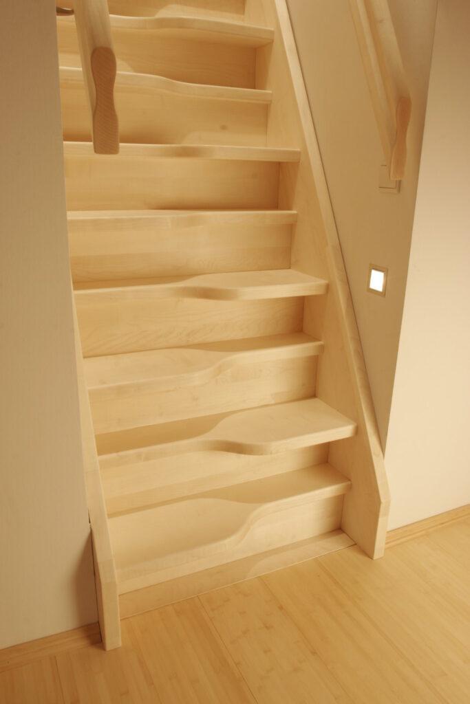 Raumspar-Treppe