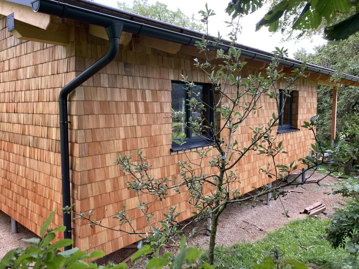 Thoma Holz100 Holz mit Lärchernfassade 2